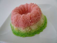My Kitchen Snippets : Steam Sponge Cake