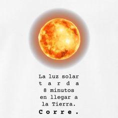 Luz solar. #Sol.