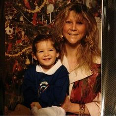 Baby Sonny and his momma ❤❤