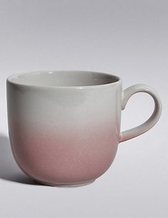 4 Pack Tribeca Ombre Mug Set, Marks and Spencer £12