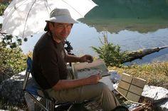 BILL CONE - Pixar Production Designer and master pastel / plein air artist