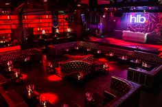 New Year's Eve at Highline Ballroom Nightclub Bar, Nightclub Design, Lounge Club, Bar Lounge, Restaurant Design, Restaurant Bar, Night Club, Night Life, Hookah Lounge Decor