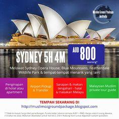 Muslim Ground Package Australia