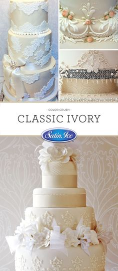 Classically charming, Ivory's always a good way to go...