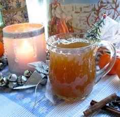 Hot Spiced Orange And Fruit Tea Recipe