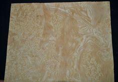Oak Burl Raw Wood Veneer Sheets 13 x 21 inches 1//42nd                   E6925-1