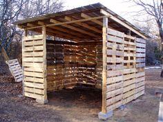 Pallet Structure