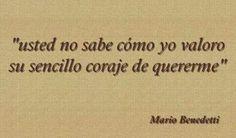 Frases de Mario Benedetti | Poemas Cortos De Amor