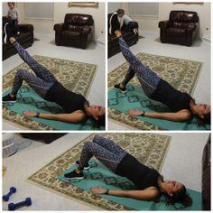 Hungryrunnergirl glute exercises!