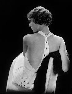 Lee Miller coiffure de callon, 1930