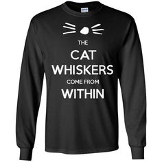 The Cat Whiskers Come From Within - Dan and Phil Tshirt