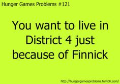 Hunger Games Problems