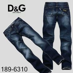 2b83406a44be Dolce Gabbana AAA Straight Jeans-4 Mean Jean