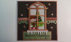 Season Greeting Wishing you a very Merry Christmas Card #9