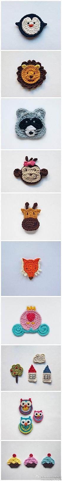 Mejores 1967 imágenes de Crochet en Pinterest en 2018 | Yarns ...