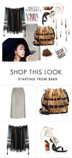 """""""Untitled #464"""" by obsessedaboutstyle ❤ liked on Polyvore featuring Proenza Schouler and Chloé"""