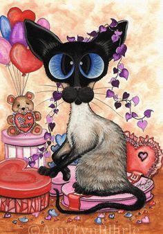 """Be Mine"" par Amy Lyn Bihrl"
