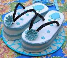 Any Girl would love this as her Birthday Cake..You could also make little ones for the guests.So easy to make.