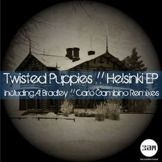 3AM Recordings 085 - Twisted Puppies: Helsinki EP Electronic Music, Helsinki, Puppies, Movies, Movie Posters, Cubs, Films, Film Poster, Cinema
