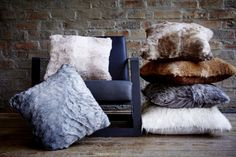 Nothing is more inviting than the plush softness of faux fur. Embrace the comfort and warmth of faux fur cushion while bringing a cosy mood to your space. Scatter Cushions, Throw Pillows, Cosy Winter, Cushions Online, Winter Warmers, Guest Suite, At Home Store, Home Decor Accessories, Your Space