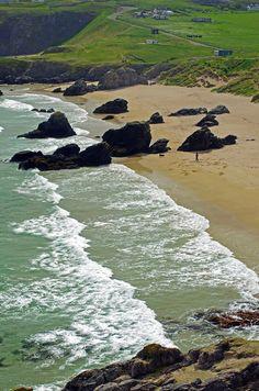 Wild coastline near Durness, Sutherland, Scotland byReinhard.Pantke