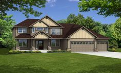 Lennar Minnesota in the Medina community of The Enclave