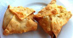 Παραδοσιακή Συνταγή για Γκιουζλεμέδες Greek Pastries, Filo Pastry, Good Food, Yummy Food, Cheese Pies, Greek Cooking, Greek Recipes, Different Recipes, Food To Make