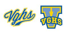 Some varsity style type for VGHS