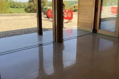 Gallery - Refined Polished Concrete Specialists Acid Stained Concrete Floors, Concrete Overlay, Polished Concrete, Photo Logo, Boarders, New Builds, Overlays, Flooring, Architecture