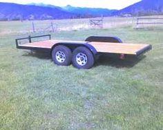 makes custom trailers in missoula