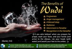 7 tips for an amazing wudoo! - Understand Quran Academy