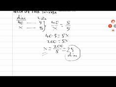 Regla tres inversa - YouTube