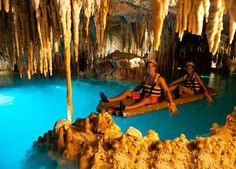 Xplor Adventure Park.. in the jungles of the Riviera Maya.