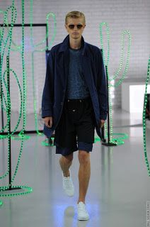 Baartmans and Siegel Spring/Summer 2016 - London Collections: MEN | Male Fashion Trends