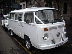Dream wedding car
