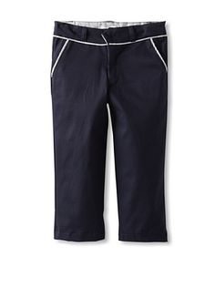 55% OFF Lunchbox Boy's Schoolboy Twill Pant with Piping