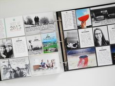 best of 2015 - project life spread by andreacollects at @studio_calico