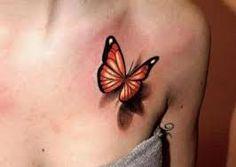Resultado de imagen para tatuajes mariposa monarca