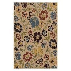 Mohawk Home Montero Botanical Heather 8 ft. x 10 ft. Area Rug-356330 at The Home Depot