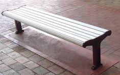 Town & Park SPTP.BSD.A.LF.2000 Metro Profile Bench