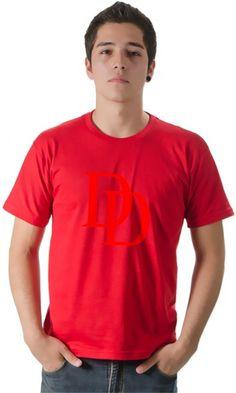 Camiseta Demolidor : Você prefere o Demolidor das HQs ou da Série? Aqui tem os dois. #lançamento #demolidor http://www.camisetasdahora.com/p-4-…/Camiseta---Demolidor-01 | camisetasdahora