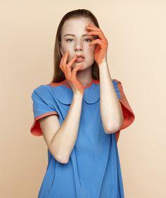 Dori Tomcsanyi Colour Project, via stylebubble.com