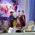 Nesta última sexta-feira (05), a EMEI Primeiros Passos promoveu a sua 2º festa da família, nas dependências do Salão Paroquial de Constantina. O evento teve seu início às 19h com apresentações dos alunos seguido de um jantar.