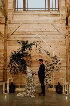 Unique Wedding Backdrop - A Romantic Boho Wedding Inspiration at The Addison Grove Wedding Ceremony Ideas, Indoor Wedding Ceremonies, Wedding Altars, Boho Wedding, Wedding Backdrops, Outdoor Weddings, Arch Wedding, Boho Bride, Indoor Wedding Arches