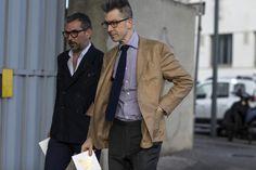 Milan Fashion Week P/V 2017 - Streetstyle (Día 1)