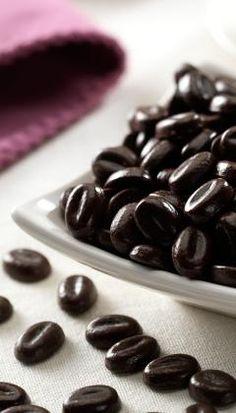 Sachet Grains de Chocolat noir