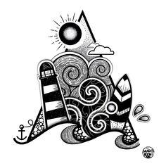 Line S, Art Day, Paper Cutting, Illustration Art, Illustrations, Minimalism, Tattoo Designs, Darth Vader, Dots