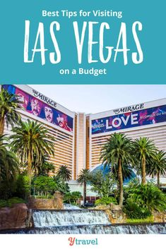 Las Vegas, Nevada On A Budget.  Cheap Vegas trips are possible! Here are tips on how to save money on hotels and places to stay in Las Vegas, getting discounts on shows and things to do in Vegas, saving money at restaurants and alcohol, and much more! Don't visit Las Vegas before you read this Las Vegas travel guide! It is a fun US vacation destination with kids, from the Strip to the pools, shows and more, even on a budget! #LasVegas #Nevada #travel #traveltips #Vegas #lasvegastrip  #vegasbaby