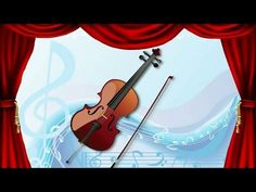 A video for children showing the different sounds musical instruments do with a easy image that simbolizes the instrument. The video has some of the most easy and recognizable sounds and was designed to help children to learn and recognize the musical instrument sounds in a easy and funny way. This video shows the sounds of: harps violins trumpets cellos pianos horn oboes xylophone flutes bass clarinets gongs oboe