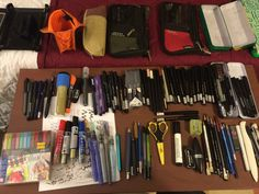"https://flic.kr/p/MKfvXV   My version of a ""portable"" sketching kit"